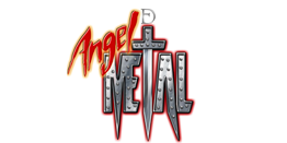 Angel de metal
